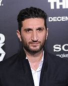 LOS ANGELES - DEC 19:  Fares Fares arrives to