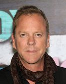 LOS ANGELES - JUL 23: Kiefer Sutherland Ankunft auf FOX All-Star Party 2012 am 23. Juli 2012 in wir
