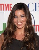 LOS ANGELES - AUG 03:  BIANCA KAJLICH Summer TCA Party 2011 - CBS / SHOWTIME / CW   on August 03, 2011 in Beverly Hills, CA