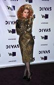 LOS ANGELES - 16 de DEC: Paloma Faith llega a VH1 Diva 2012 el 16 de diciembre de 2012 en Los Ángeles,