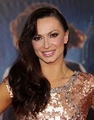 LOS ANGELES - APR 11:  Karina Smirnoff