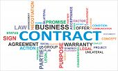 Word Cloud - Contract.eps