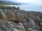 Pancake Rock Formations