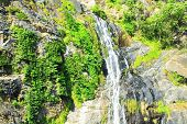 Baron waterfall close to Kuranda, Queensland