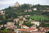 Sanctuary Of The Madonna Of Lourdes In Verona, Italy