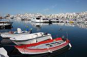 Boats And Yachts In Puerto Banus