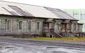 Barrack For Prisoners From Soviet Period