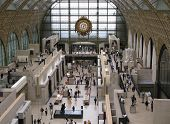 Visiting The Musee D'orsay