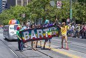 San Francisco gay-pride
