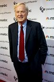 NEW YORK, NY - SEPTEMBER 6: News anchor/political commentator Chris Matthews attends MSNBC's