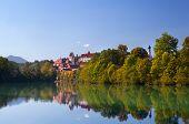 Charming Castle In Fussen