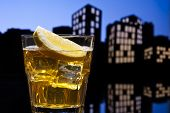 Metropolis Whisky Sour Cocktail