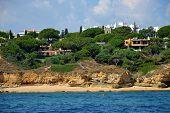 image of vilamoura  - Beach Maria Luisa Albufeira Algarve Portugal Summer - JPG
