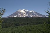 Mount Adams Cascade Range Gifford Pinchot National Forest Usa