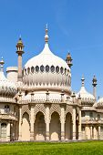 Royal Pavilion in Brighton, England