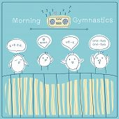 Morning Gymnastics