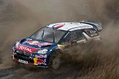 World Rally Champion Sebastien Loeb