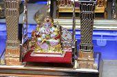 Ganesha Idol On Swing