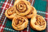 Small Cinnamon Rolls
