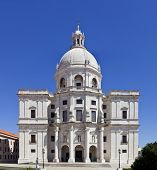 Santa Engracia Church, better known as National Pantheon (Panteao Nacional). Lisbon, Portugal. 17th