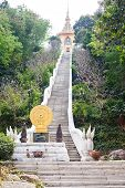 Buddhist Temple On Wat Yan
