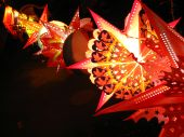 Line Of Lanterns