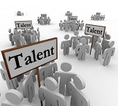 Talent Signs Groups Networks People Job Candidates Prospects