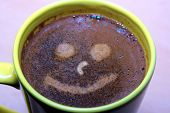 Smiling Coffee