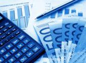 Financial concept