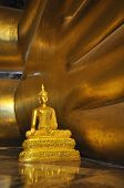Gold Buddha Statue Small