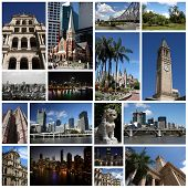Brisbane Collage