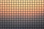 Sunset Basket weave Design