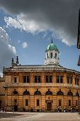Sheldonian Theatre Oxford Uk