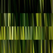 art abstract colorful geometric seamless pattern; tiled background in green, yellow, olive and black