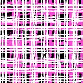 pic of cross-hatch  - Vintage striped seamless pattern with crossing brushed lines in multiple bright colors - JPG