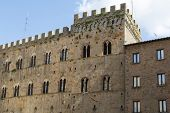 Volterra Town Medieval Palace