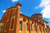 pic of leonardo da vinci  - This church is famous for hosting Leonardo da Vinci - JPG