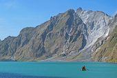 Pinatubo Lake