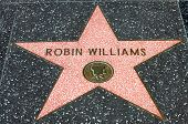 Robin Williams's star