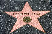 Robin Williams's star