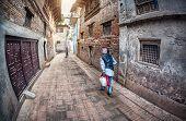 Old Man In Patan
