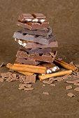 Chocolate Pieces - 05