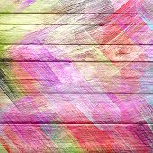 Pastel colored abstract background