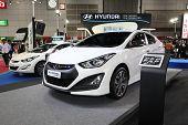 Bangkok - August 19: Hyundai Car On Display At Big Motor Sale On August, 2014 In Bangkok, Thailand.