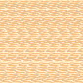 Seamless pattern with abstract geometric waves ornament