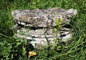 Roman ruins remains