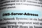 DNS Server Address