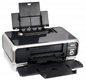 Ink-jet Printer Isometric View