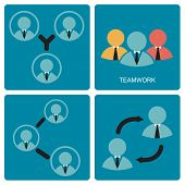 Teamwork Symbol