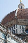 Duomo Santa Maria Del Fiore And Campanile